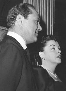 Judy Garland and Sidney Luft 1960** I.V. - Image 0733_2207