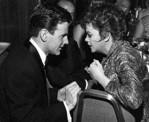 Judy Garland and Maximilian Schell at the Hollywood Bowl 1962** I.V. - Image 0733_2244