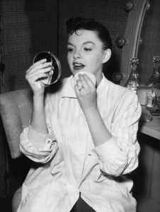 "Judy Garland in between rehearsals for her television debut on ""Ford Star Jubilee""1955** I.V. - Image 0733_2264"
