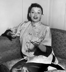 Judy Garland circa mid 1950s ** I.V. - Image 0733_2275
