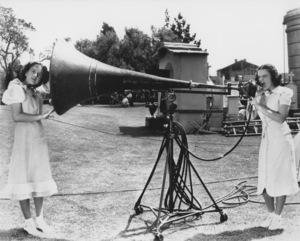Deanna Durbin and Judy Garlandcirca mid 1930s** I.V. - Image 0733_2301