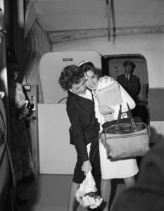 Judy Garland and Liza Minnelli1963Photo by Gabi Rona - Image 0733_2311