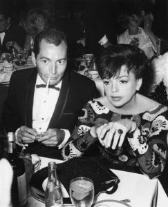 Judy Garland and husband Mark Herron1965© 1978 Joe Shere - Image 0733_2317