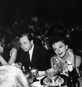 Judy Garland and David Begelman 1963 © 1978 Joe Shere - Image 0733_2318