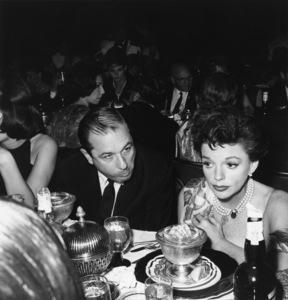 Judy Garland and David Begelman1963© 1978 Joe Shere - Image 0733_2319