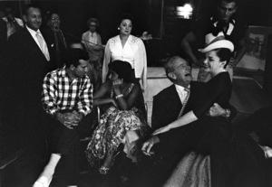 """A Star Is Born""Elizabeth Taylor, Clifton Webb, Judy Garland1954© 1978 Bob Willoughby - Image 0733_2356"
