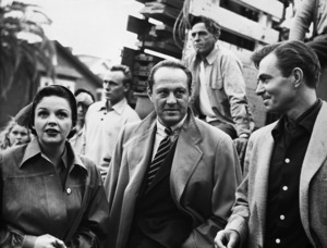 """A Star Is Born""Judy Garland, Sidney Luft, James Mason1954** R.C. - Image 0733_2385"