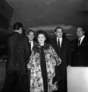 Judy Garland and David Begelmancirca 1960** I.V. - Image 0733_2386