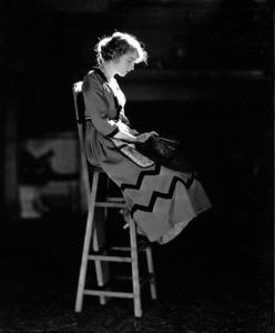 """Lillian Gish""""Way Down East"""" 1920 UAPhoto by James Abbe **I.V. - Image 0734_0028"""