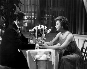 "John Gavin and Susan Hayward in ""Back Street""1961 Universal** I.V / M.T. - Image 0741_0223"