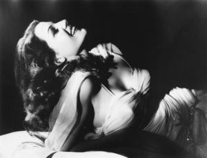 Rita Hayworth1941Photo by George Hurrell - Image 0742_0014