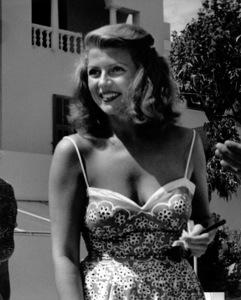 Rita Hayworth1948Copyright John Swope Trust / MPTV - Image 0742_2016