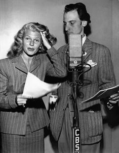 Rita Hayworth and Hans Conriedcirca 1950s © 1978 David Sutton - Image 0742_2054