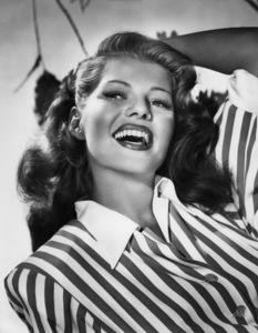Rita Hayworthcirca 1940** I.V. - Image 0742_2059