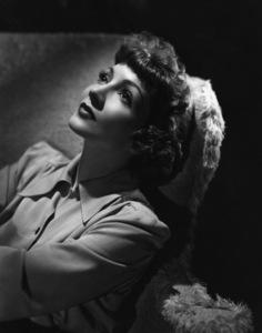 Claudette Colbert 1940 © 1978 John Engstead - Image 0745_0002