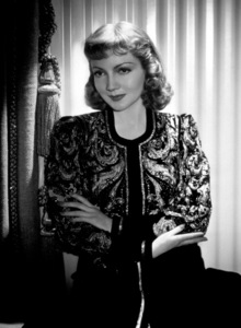 Claudette Colbertc. 1935Photo by George Hurrell - Image 0745_0151