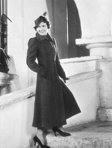 Claudette Colbertcirca 1942 © 1978 James Doolittle**K.K. - Image 0745_0163