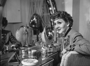 Claudette Colbert, c. 1943. © 1978 Will Connell - Image 0745_0174