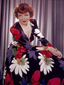 Claudette ColbertC. 1943 © 1978 James Doolittle/**K.K. - Image 0745_0175