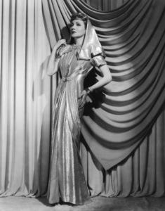 "Claudette Colbert in ""Midnight"" 1939 ** I.V. - Image 0745_0179"