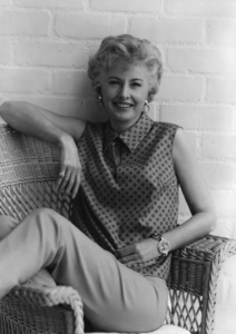 Barbara Stanwyck1963© 1978 John Engstead - Image 0749_0004