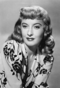 Barbara Stanwyck, 1945.**I.V. - Image 0749_0795
