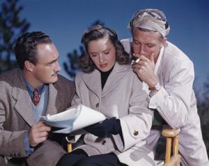 Barbara Stanwyck reading a scriptc. 1946 **I.V. - Image 0749_0796