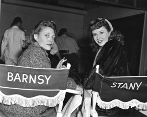 """Flesh and Fantasy""Barbara Stanwyck, Hollis Barnes1943 Universal Pictures** I.V. - Image 0749_0814"