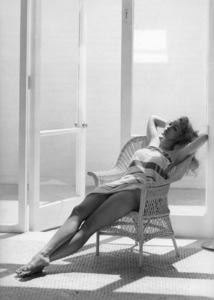 Julie Newmarcirca 1962 © 1978 John Engstead - Image 0752_0014