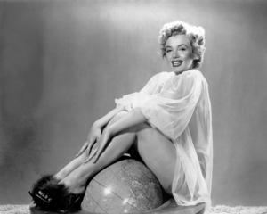 Marilyn Monroe, 1951.Photo by Frank Powolny - Image 0758_0017