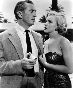 "Marilyn Monroe & Macdonald Carey""Let"
