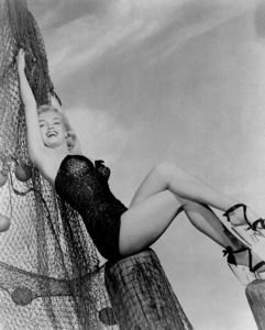 Marilyn Monroec. 1952Photo by Frank Powolny - Image 0758_0037