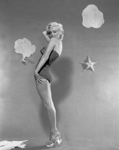 Marilyn Monroe, c. 1956.photo by Bert Riesfeld - Image 0758_0047