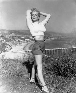 Marilyn Monroe, c.1949. - Image 0758_0059