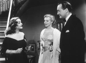 """All About Eve""Bette Davis, Marilyn Monroe, George Sanders1950 / 20th Century Fox / **I.V. - Image 0758_0066"
