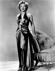 Marilyn Monroepublicity photo, c. 1950.**R.C. - Image 0758_0092