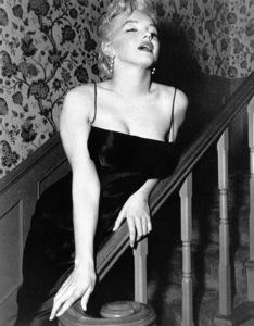"""Marilyn Monroe""""Let"""