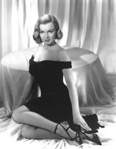 "Marilyn MonroePublicity photo for ""Asphalt Jungle, The"" 1950.**I.V. - Image 0758_0174"