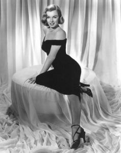 "Marilyn MonroePublicity photo for ""Asphalt Jungle, The"" 1950.**I.V. - Image 0758_0189"