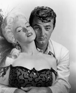 "Marilyn Monroe and Robert Mitchum""River Of No Return""1954 / 20th Century Fox - Image 0758_0191"