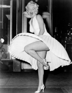 """Marilyn Monroe publicity still for""""Seven Year Itch, The""""1955 / 20th Century Fox - Image 0758_0196"""