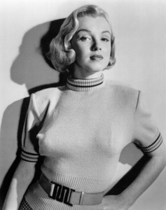"""Marilyn Monroepublicity still for """"Home Town Story""""1951 MGM - Image 0758_0213"""