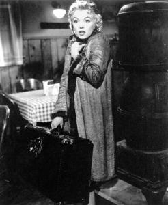 "Marilyn Monroe""Bust Stop""1956 / 20th Century Fox - Image 0758_0215"