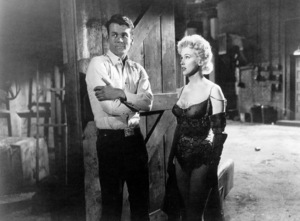 """Marilyn Monroe and Don Murray""""Bus Stop,"""" 1956 / 20th Century Fox - Image 0758_0223"""