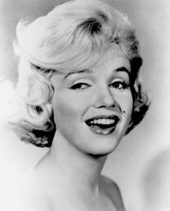 "Marilyn Monroe publicity for""Let"