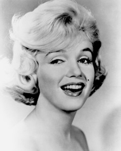 "Marilyn Monroe publicity for""Let"