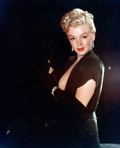 """Marilyn Monroe""""All About Eve""""1950 / 20th Century Fox - Image 0758_0231"""