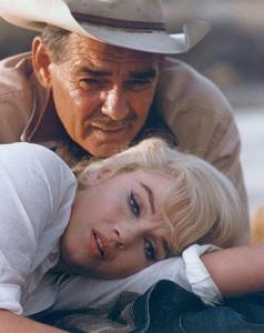 "Marilyn Monroe and Clark Gable""Misfits, The"" 1961 / UA - Image 0758_0248"