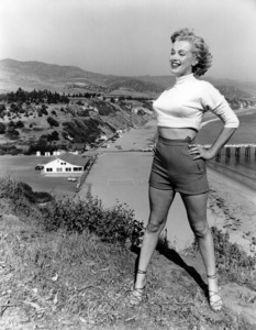 Marilyn Monroe, c. 1949. - Image 0758_0263