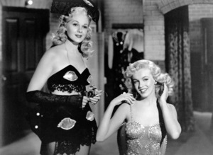 """Adele Jergens and Marilyn Monroe""""Ladies Of The Chorus""""1949 Columbia - Image 0758_0268"""